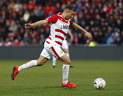 February 17, 2019 - Doncaster, United Kingdom - Doncaster Rovers' Herbie Kane.during FA Cup Fifth Round between Doncaster Rovers and Crystal Palace at Keepmoat stadium , Doncaster, England on 17 Feb 2019. (Credit Image: © Action Foto Sport/NurPhoto via ZUMA Press)