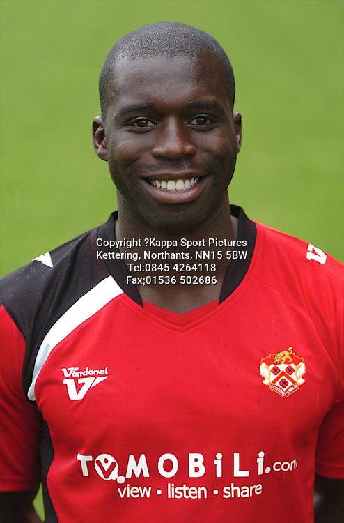 DAMIAN SPENCER, KETTERING TOWN 09/10, Pen Pics, Kettering Town FC, Season 2009/10
