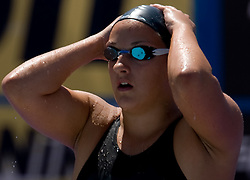 Nika Karlina Petric of Slovenia competes during the Women's 800m Freestyle Heats during the 13th FINA World Championships Roma 2009, on July 31, 2009, at the Stadio del Nuoto,  in Foro Italico, Rome, Italy. (Photo by Vid Ponikvar / Sportida)