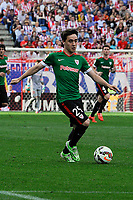 Athletic Club´s Unai Lopez during 2014-15 La Liga match between Atletico de Madrid and Athletic Club at Vicente Calderon stadium in Madrid, Spain. May 02, 2015. (ALTERPHOTOS/Luis Fernandez)