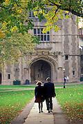 Princeton University, Holder Hall, New Jersey.