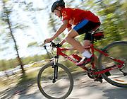 Mountain Bike Riding in Lake Macquarie, Australia