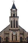 Muniz Freire_ES, Brasil...Igreja Matriz do Divino Espirito Santo em Muniz Freire...Church of the Divine Holy Spirit in Muniz Freire...Foto: LEO DRUMOND / NITRO