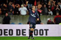 FOOTBALL - FRENCH CHAMPIONSHIP 2009/2010  - L1 - PARIS SAINT GERMAIN v AJ AUXERRE - 28/11/2009 - PHOTO GUY JEFFROY / DPPI - JOY JEREMY CLEMENT (PSG)