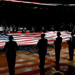 04-07-2012 Minnesota Timberwolves at New Orleans Saints