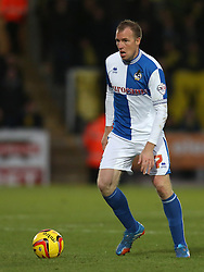 Bristol Rovers' David Clarkson- Photo mandatory by-line: Matt Bunn/JMP - Tel: Mobile: 07966 386802 23/11/2013 - SPORT - Football - Burton - Pirelli Stadium - Burton Albion v Bristol Rovers - Sky Bet League Two
