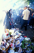 Rubbish at Notting Hill Carnival