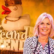 NLD/Aalsmeer/20160330 - Persdag De Vreemde Eend, Irene Moors