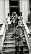 Joe Strummer - The Clash - Notting Hill Carnival - 1990
