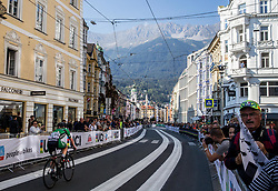 SHARPE Alice of Ireland  during the Women's Elite Road Race a 156.2km race from Kufstein to Innsbruck 582m at the 91st UCI Road World Championships 2018 / RR / RWC / on September 29, 2018 in Innsbruck, Austria. Photo by Vid Ponikvar / Sportida