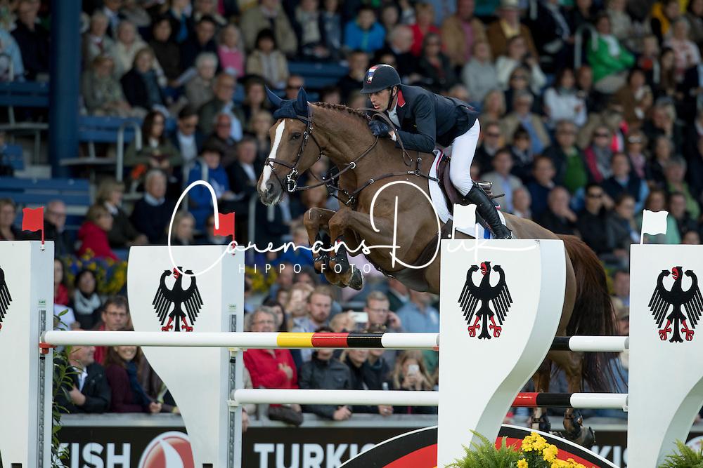 Staut Kevin, (FRA), Estoy Aqui de Muze Hdc<br /> Nations Cup<br /> Mercedes-Benz Nationenpreis<br /> CHIO Aachen 2016<br /> &copy; Hippo Foto - Dirk Caremans<br /> 14/07/16