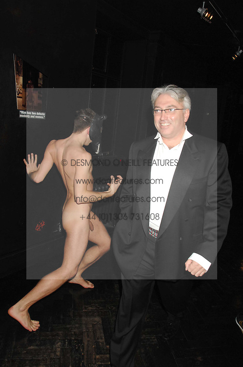 ROBERT TCHENGUIZ at Andy & Patti Wong's Chinese new Year party held at County Hall and Dali Universe, London on 26th January 2008.<br /> <br /> NON EXCLUSIVE - WORLD RIGHTS (EMBARGOED FOR PUBLICATION IN UK MAGAZINES UNTIL 1 MONTH AFTER CREATE DATE AND TIME) www.donfeatures.com  +44 (0) 7092 235465
