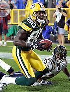 Green Bay's Donald Driver. .The Green Bay Packers hosted the San Diego Chargers in their first pre-season game at Lambeau Field Thursday August 11, 2005. Steve Apps-State Journal.