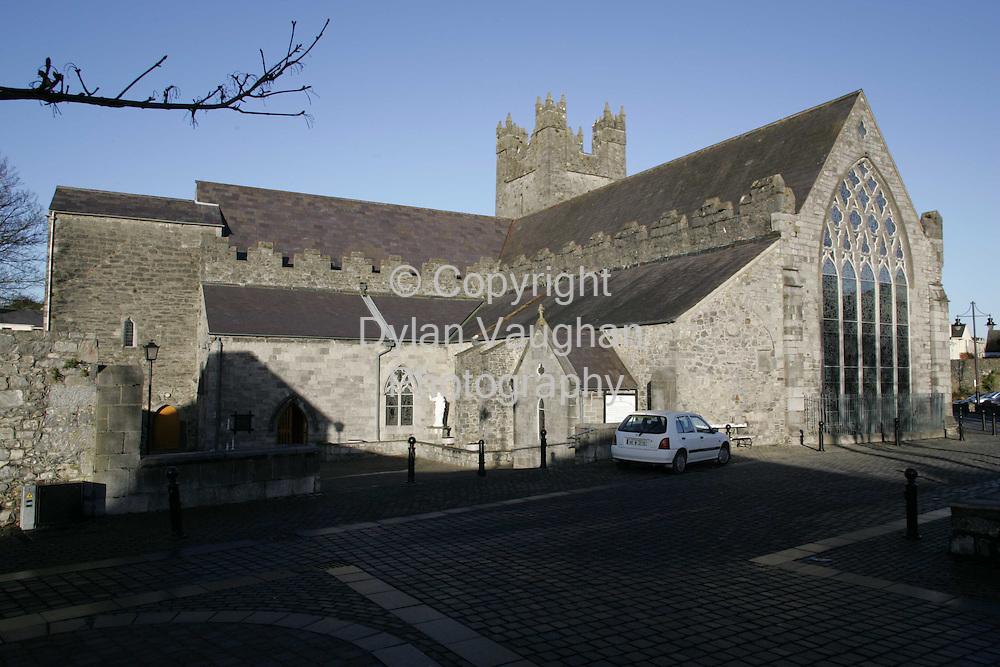 20/12/2004.The Black Abbey in Kilkenny..Picture Dylan Vaughan