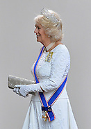 Camilla Attends State Opening of Parliament