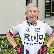 NLD/Nijkerk/20170414 - Ploegvoorstelling Sterrenfietsteam 2017, Frits Barend