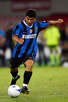 Fotball<br /> Italia<br /> Foto: Inside/Digitalsport<br /> NORWAY ONLY<br /> <br /> Napoli 11/8/2006 <br /> Trofeo Birra Moretti tra Napoli Juventus Inter. <br /> Vittoria della Juventus sul Napoli<br /> <br /> Davi PIZARRO Inter