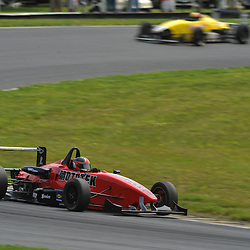 May 23, 2009; Lakeville, CT, USA; Phil Lombardi practices for Formula 2000 Championship Series competition during the Memorial Day Road Racing Classic weekend at Lime Rock Park.