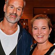 NLD/Amsterdam/20100911 - Modeshow Mart Visser najaar 2010, Jasper Faber en partner