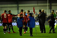 Hyde FC v MK Dons - 3 November 2017