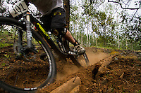 Rider - Dave Pharand, Trail Name - Moose Tracks, Teslin Yukon