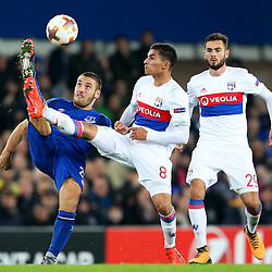 Everton v Olympique Lyonnais
