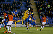 Shrewsbury Town v Southend United 12/09/2017
