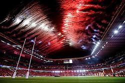General View before of kick off - Mandatory byline: Rogan Thomson/JMP - 07966 386802 - 18/09/2015 - RUGBY UNION - Twickenham Stadium - London, England - England v Fiji - Rugby World Cup 2015 Pool A.