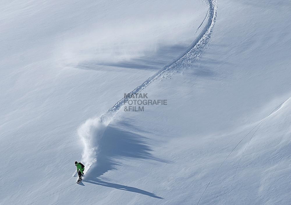 FREERIDE, Snowboard, Brian Kennedy, Snowboard, Lech, Arlberg
