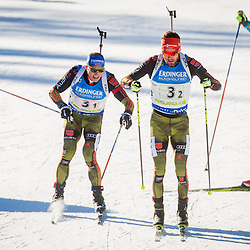 20161211: SLO, Biathlon - IBU Biathlon World Cup Pokljuka, Relay Men 4 x 7,5 km