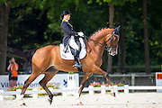 Anne Meulendijks - President´s MDH Avanti<br /> FEI European Dressage Championships for Young Riders and Juniors 2013<br /> © DigiShots