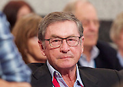 Conservative Party Conference <br /> Day 1 <br /> 2nd October 2016 <br /> At the ICC, Birmingham, Great Britain <br /> <br /> Lord Ashcroft <br /> <br /> <br /> Photograph by Elliott Franks <br /> Image licensed to Elliott Franks Photography Services