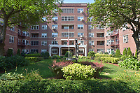 Courtyard at 67-66 108th Street
