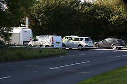 Sunday 1st October 2017 Winchester,Hampshire   Police investigating an incident on the M3 on Saturday 23 September have arrested and charged a 17-year-old boy from Winchester.<br /> <br /> He was charged on 30 September with:<br /> <br /> Two counts of arson with intent to endanger life in connection with incidents on the M3 on 16 and 23 September<br /> Two counts of causing danger to road users in connection with incidents on the M3 on 16 and 23 September<br /> <br /> The M3 motorway was closed for over 11 hours whilst specialist officers carried out investigations that caused major delays and left many trapped on the motorway <br /> <br /> The boy has been remanded in police custody to appear at Basingstoke Magistrates&rsquo; Court on Monday 2 October.