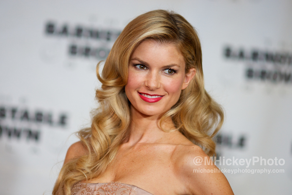 Victoria's Secret model Marisa Miller appears at the Barnstable Brown Gala in Louisville, KY. Photo by Michael Hickey