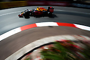May 25-29, 2016: Monaco Grand Prix. Daniel Ricciardo (AUS), Red Bull