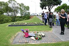 Auckland-39th anniversary of Erebus crash remembered