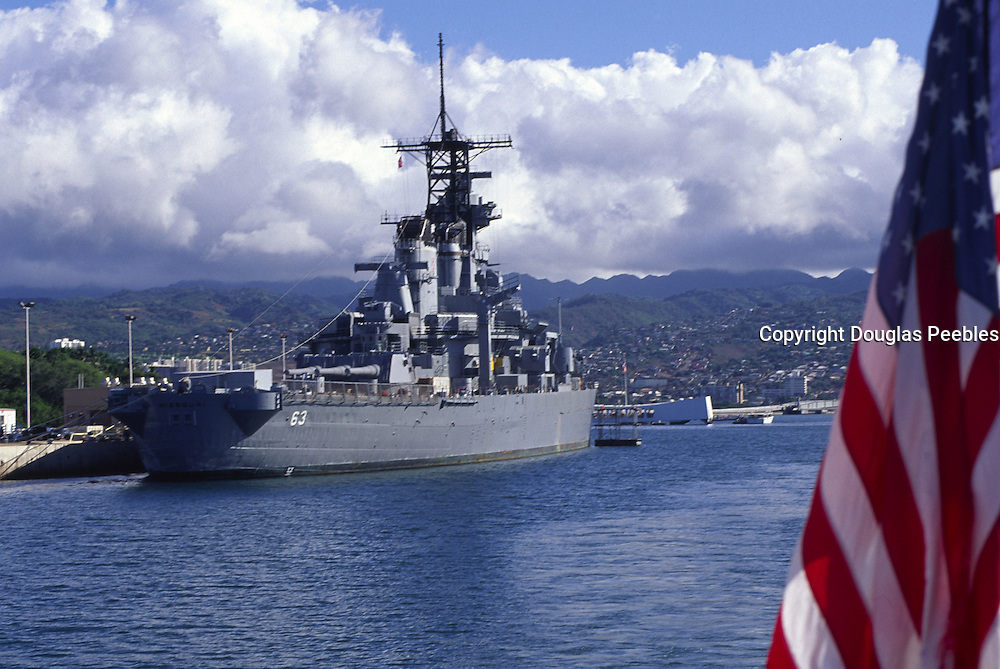 U.S.S. Missouri, Pearl Harbor, Oahu, Hawaii<br />