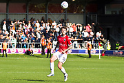 Salford City midfielder Tom Walker in action during the EFL Sky Bet League 2 match between Salford City and Port Vale at Moor Lane, Salford, United Kingdom on 17 August 2019.
