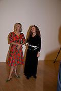 PHILLIPA WALKER; EVELYN CHIPPERFIELD, Turner prize 2009. Tate Britain. Millbank. London. 7 December 2009