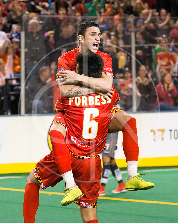 The Blast defeat Sonora 7-4 in Game 1 of the MASL Championship