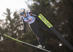 during First round on Day 1 of FIS Ski Jumping World Cup Ladies Ljubno 2020, on February 22th, 2020 in Ljubno ob Savinji, Ljubno ob Savinji, Slovenia. Photo by Matic Ritonja / Sportida