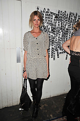JACQUETTA WHEELER at a party to celebrate the launch of the CLub Monaco brand at Browns held at the Royal Academy of Art, Piccadilly, London on 19th February 2011.