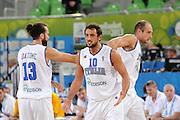 LUBIANA EUROBASKET 2013 20 SETTEMBRE 2013<br /> NAZIONALE ITALIANA MASCHILE<br /> UCRAINA VS ITALIA<br /> NELLA FOTO: MARCO BELINELLI<br /> FOTO CIAMILLO