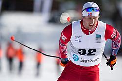 ULSET Nils-Erik, NOR, Biathlon Pursuit, 2015 IPC Nordic and Biathlon World Cup Finals, Surnadal, Norway