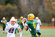 FB: St. Norbert College vs. Macalester College (11-08-14)