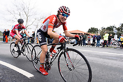 Anisha Vekemans (Lotto Soudal) - Emakumeen Saria - Durango-Durango 2016. A 113km road race starting and finishing in Durango, Spain on 12th April 2016.