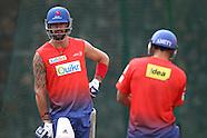Pepsi IPL 2014 - Delhi Daredevils Practice May 6th