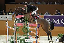 Vrieling Jur (NED) - VDL Orame<br /> Jumping Indoor Zuidlaren 2010<br /> © Hippo Foto - Leanjo de Koster