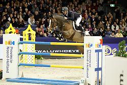 Bost Roger Yves (FRA) - Nippon d' Elle<br /> Jumping Amsterdam 2012<br /> © Hippo Foto - Leanjo de Koster